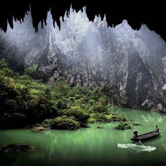 China fishermen