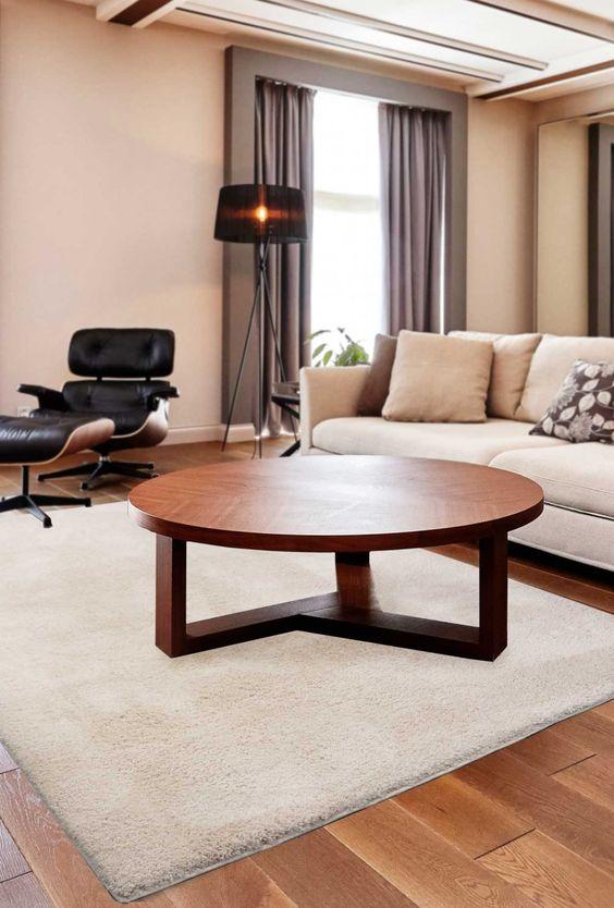 moderne teppiche für wohnzimmer - moderner teppich - kurzflor