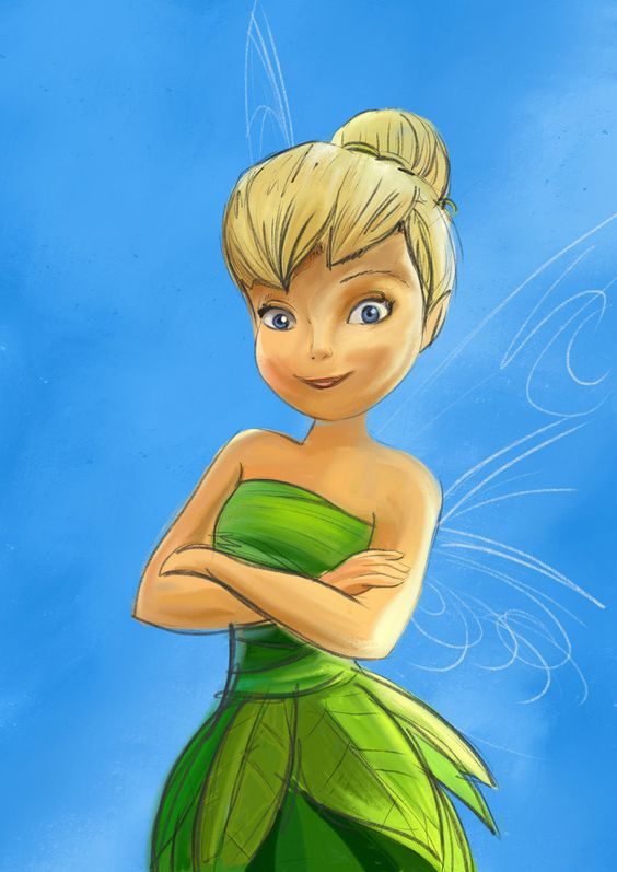 Tinkerbell by artbyWilf on deviantART