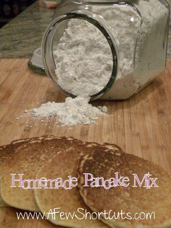 pancake mix/biscuit mix