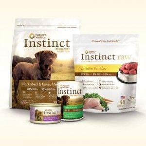 Free Instinct Pet Food