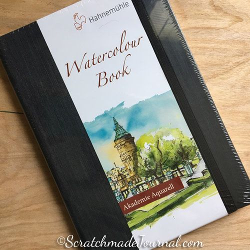 Hahnemuhle Watercolour Book Review Watercolor Books Watercolor