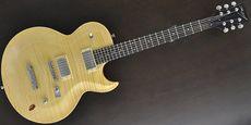 DEAN ZELINSKY / ZENYATTA CUSTOM Blonde Guitar Free Shipping! δ