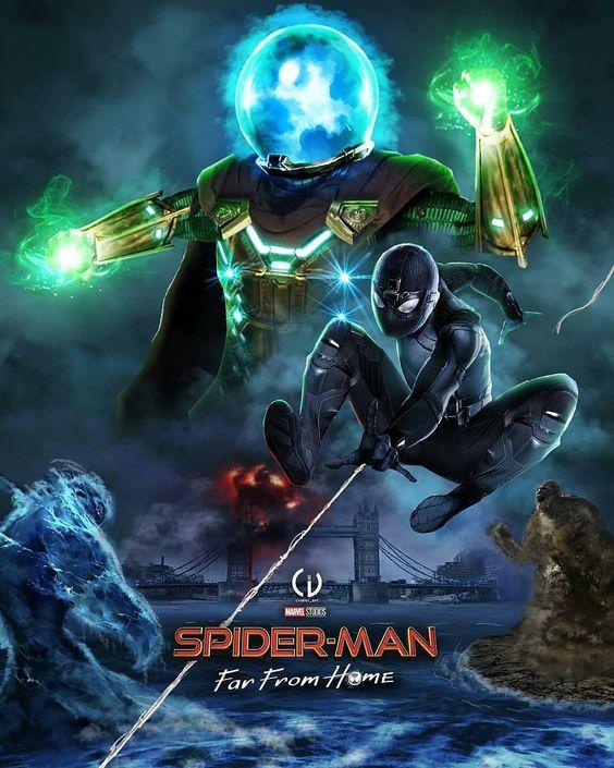 spider man details, spider man 4