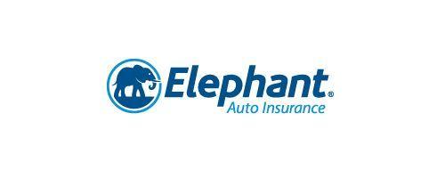 Elephant Auto Insurance Logo Car Insurance Best Auto Insurance Companies Health Insurance