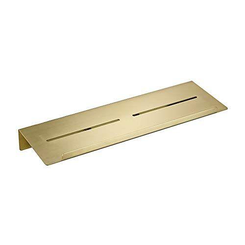 Lifxx Nordic Luxury Bathroom Shelf 304 Stainless Steel Holder
