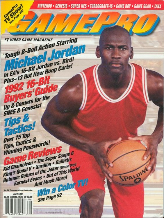 35 Classic Magazine Covers With Michael Jordan Rocking Nikes and Air Jordans