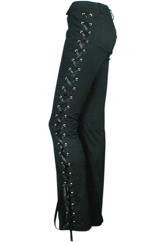 Unique Home Gt Gothic Gt Black Gothic Steampunk Pants For Women