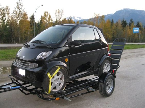 Can You Tow A Smart Car Behind A Motorhome
