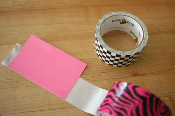 My life at playtime diy duct tape bookmarks crafts for Duct tape bookmark ideas