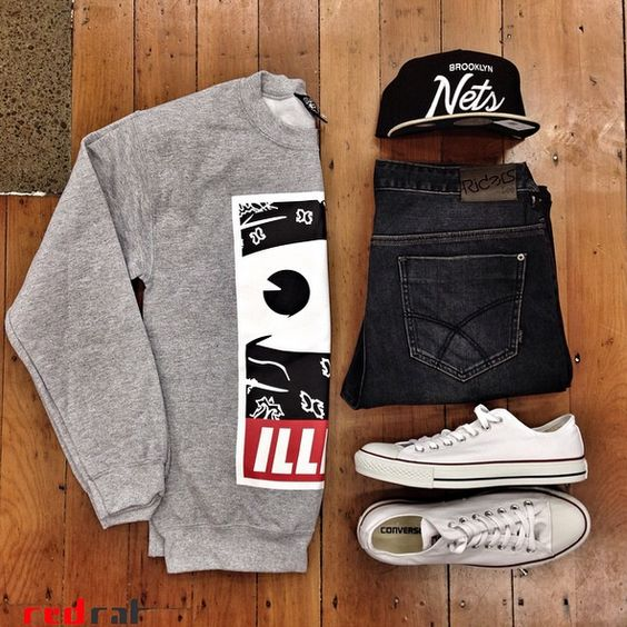 Red Rat Clothing. Mitchell and Ness, Converse, Illicit, Riders. All new streetwear in store