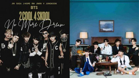 Comparing The Debut And Latest Songs Of 5 Of Your Favorite K Pop Groups In 2020 Pop Group Songs Kpop