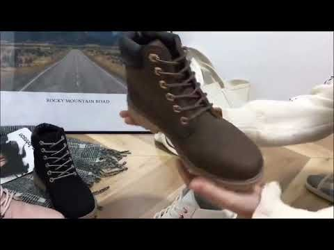 High Quality Casual Boots For Ladies