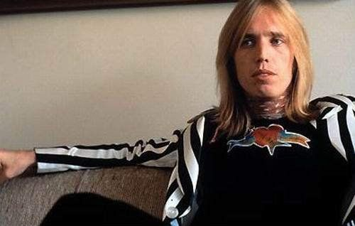 Tom Petty, 1978 omg, his jacket and shirt!!