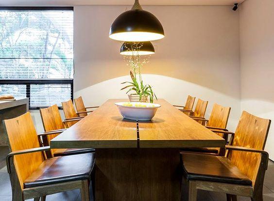 Sala jantar Tito19 - Oficina da Construção