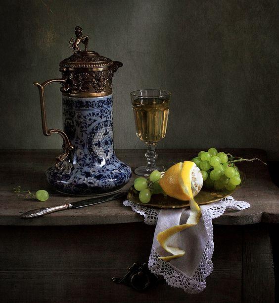 photo: С фруктами и вином | photographer: Татьяна Еремеева | WWW.PHOTODOM.COM