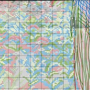 Схема вышивки В ее саду (Dimensions) 5 из 8