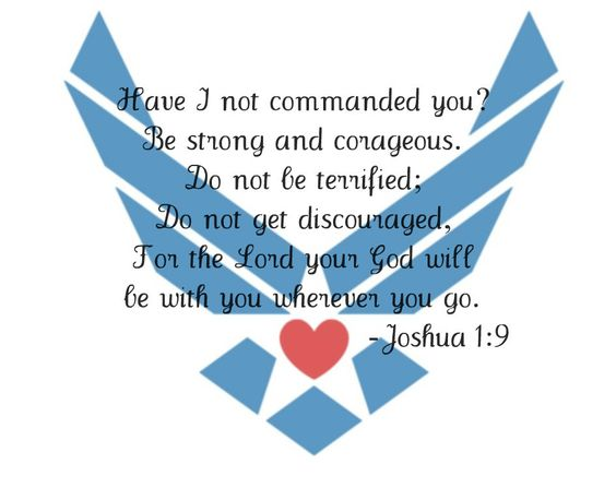 This has been my favorite Bible verse for years, long before I started dating my Airman! God always has a plan!