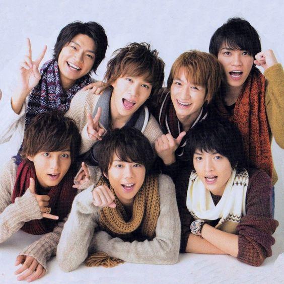 笑顔のKis-My-Ft2