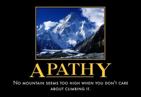 Apathy Quotes Funny. QuotesGram
