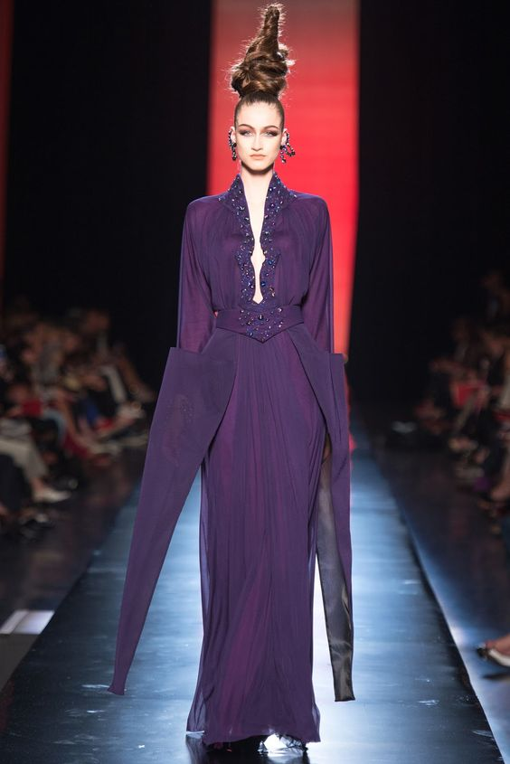 visual optimism; fashion editorials, shows, campaigns & more!: jean paul gaultier couture fall 2013