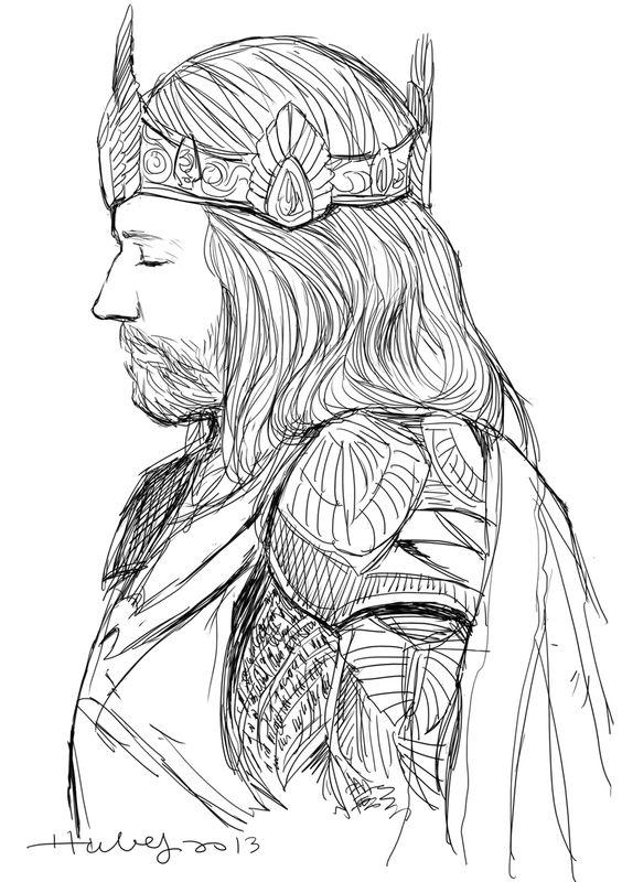 Return of the King by haleyhss.deviantart.com on @deviantART