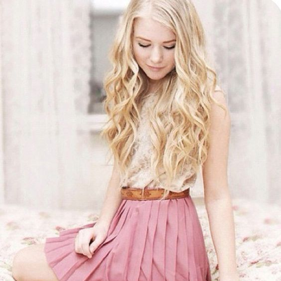 Oh I want her hairr!