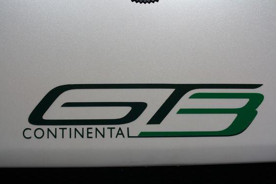 5 2013 Bentley Continental Gt3 Alma Gone N 60 My