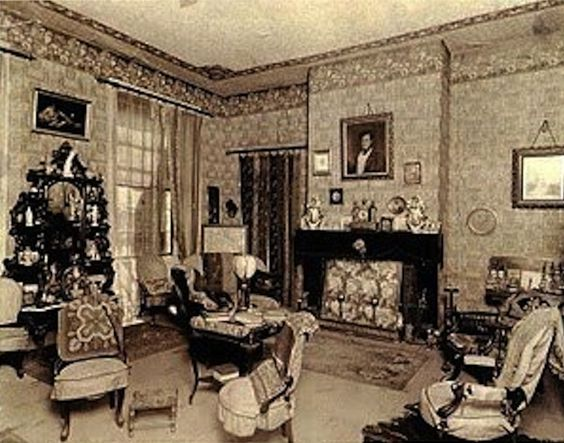 The 4 Basics of Victorian Interior Design and Home Décor | Home ...