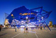 Project - Perth Arena - Architizer