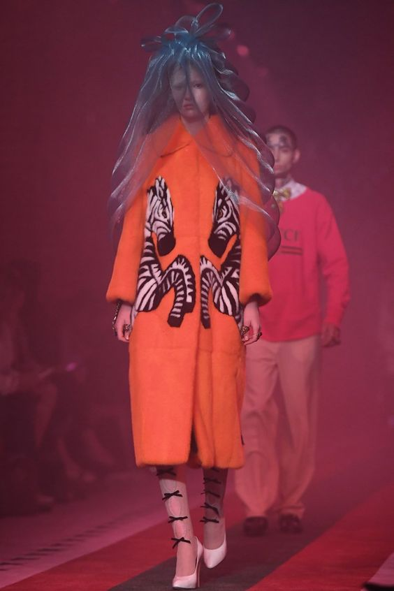 Gucci's Spring Runway Show Was the Game of Dress-Up You Used to Dream About