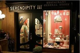Serendipity in New York City! We actually ate here TWICE on our last NYC trip. The icecream sundaes are large enough to feed 6 people!