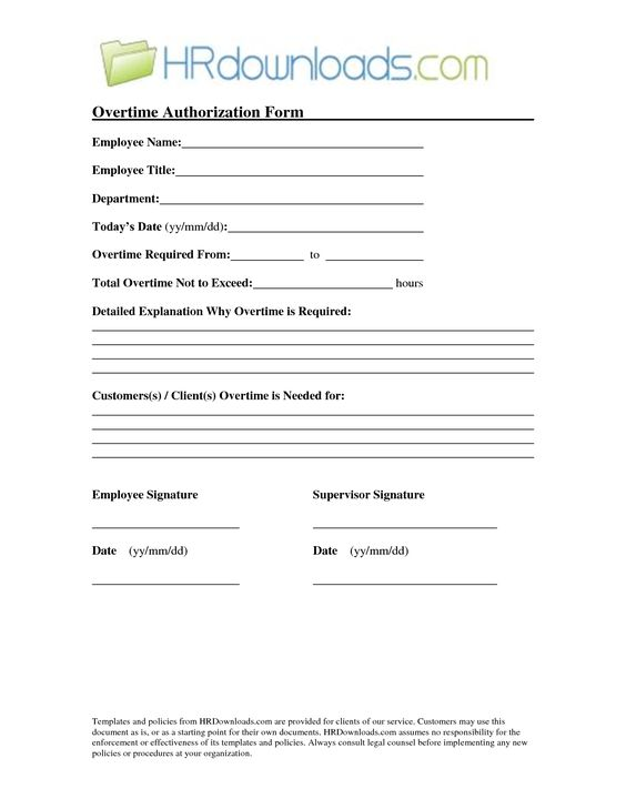 for overtime sample request form letter Home Design Idea - overtime request form