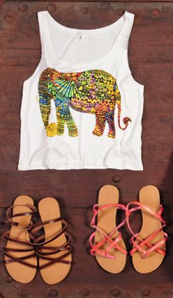 I want this elephant tank