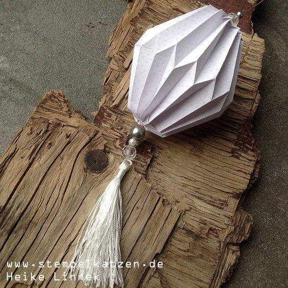 #Plissea - #Origami #Deko zum selber falten