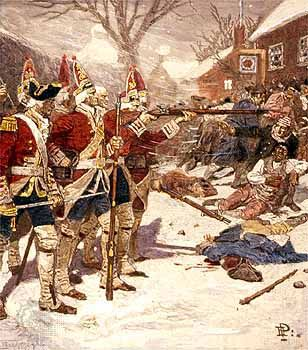 american revolution what were they really The american revolution, which had begun as a civil conflict between britain and its colonies, had become a world war stalemate in the north, battle in the south (1778-81.