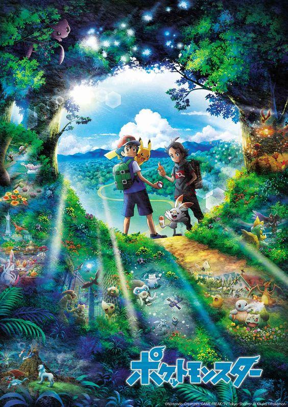 Anime Pokémon Journeys: Series Thay Đổi Ngày Phát Sóng Thành Thứ Sáu Vào Ngày 9 Tháng 10
