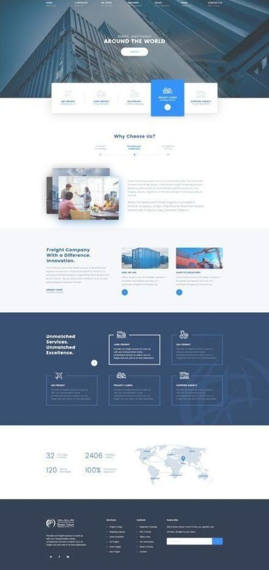 Theme Uneven Section Edges Creative Homepage Layout Web Design Inspiration Travel Company Website Template Wordpress Landing Page Ideas Webdesign Wordpre