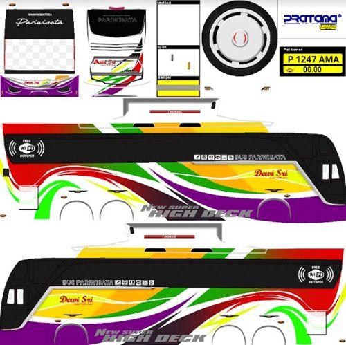 Kumpulan Download Livery Bussid Shd Jernih Dan Lengkap Terbaru
