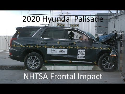 The All New Hyundai Palisade Has Successfully Achieved The Highest Potential Overall Safety Rating From The National Highway Traf In 2020 Hyundai New Hyundai Palisades