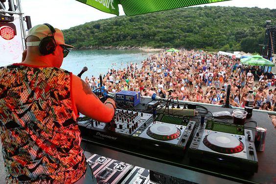 Sea Dance Festival, Budva, Montenegro