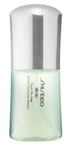 Dew-ifying Ibuki Gel Mist by Shiseido