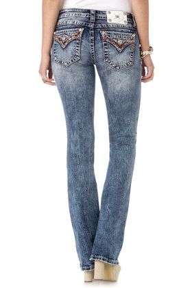 Travelin' Band Boot Cut Jeans