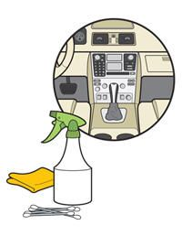 Give your #car the #makeover it needs. #organizing