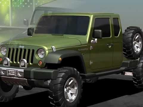 Jeep Wrangler Pickup 2019 Gladiator Jeep Wrangler Pickup Wrangler Pickup Jeep Wrangler