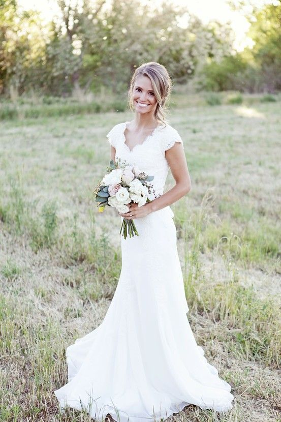 This Is Honestly The Closest To My Style Than Anything Other Dress I Have  Seen! I Love It!   {Marry Me. Todayu0026every Day}   Pinterest   Wedding,  Wedding ...