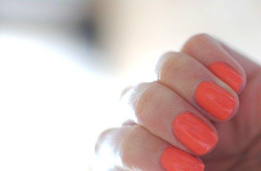 korall, naglar, colal, nails
