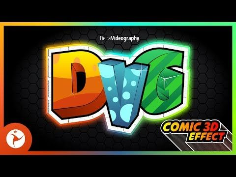 3d Gold Text Effect Corel Draw Tutorial Youtube Corel Draw Tutorial Letter Logo 3d Letters