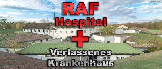 Verlassenes Hospital der Royal Air Force / Abandoned RAF Hospital in Germany.  Mehr: http://www.sagtmirnix.net/Blog/lost-place-verlassenes-raf-hospital-in-nrw-urban-exoloration