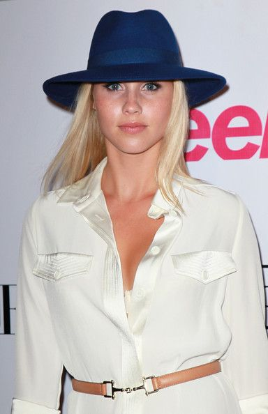 Claire Holt at Teen Vogue's Young Hollywood Party